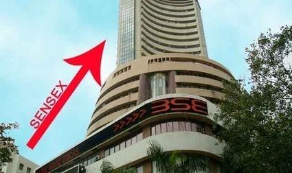 Sensex Surges; Reliance Industries, Infosys up   Stock Updates   Scoop.it