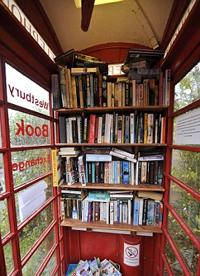 ¿La Biblioteca más pequeña del mundo o el punto de Bookcrossing ...   Books   Scoop.it