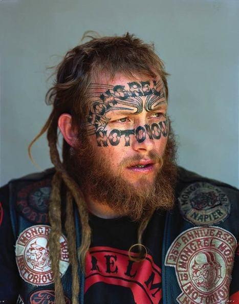 Le plus important gang de Nouvelle-Zélande photographié par Jono Rotman | Jaclen 's photographie | Scoop.it