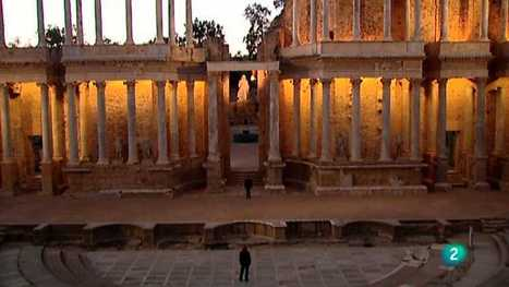 La mitad invisible - Teatro romano de Mérida, La mitad invisible - RTVE.es A la Carta   Teatro en Roma Antiguo   Scoop.it