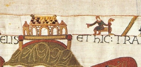Designer of the Bayeux Tapestry identified | Textile Horizons | Scoop.it