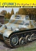 Leichte (Funk) Pz.Kpfw.I Ausf.A - DML 6591 | History Around the Net | Scoop.it