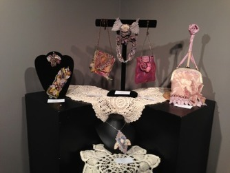 Mixed Media Jewelry with Workhouse Artist Carol Hamilton - Patch.com | fleudigerdi | Scoop.it