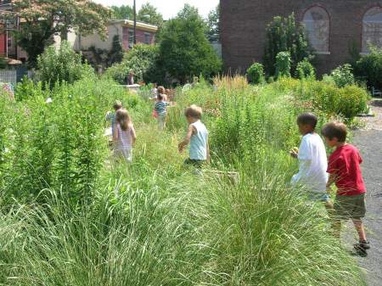 """How """"Pocket Parks"""" Make Cities Safer and Healthier 