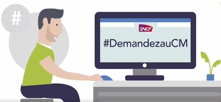 Médias sociaux: la SNCF veut faire positiver son expérience | Médias sociaux : Conseils, Astuces et stratégies | Scoop.it