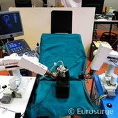 Transposer les robots chirurgiens du laboratoire à la salle d'opération - CORDIS Nouvelles | Robotique médicale | Scoop.it