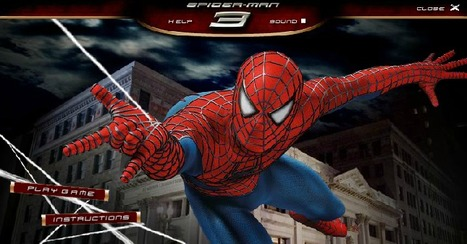 Spiderman 3 - Play Your Best Spiderman Games On toonkaboom.com   Ben 10 Games   Spiderman Games   Scoop.it