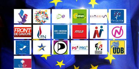 Européennes: de quel parti êtes-vous proche?   Elections européennes 2014 : articles de fond   Scoop.it