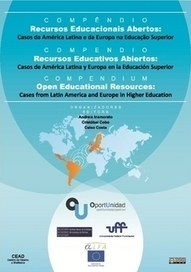 COMPENDIO - Recursos Educativos Abiertos: Casos de América Latina y Europa en la Educación Superior | Lulu.com | Docentes y TIC (Teachers and ICT) | Scoop.it