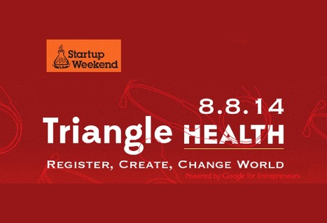 What Inspires You? @Scenttrail Speaks About RRLL At Healthcare Startup Weekend 8.8.14 | Personal Branding Using Scoopit | Scoop.it