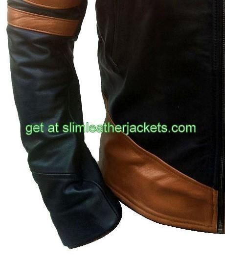 X-Men #wolverine #Biker leather jackets | Celebrity Smashing Hugh Jackman leather jackets | Scoop.it