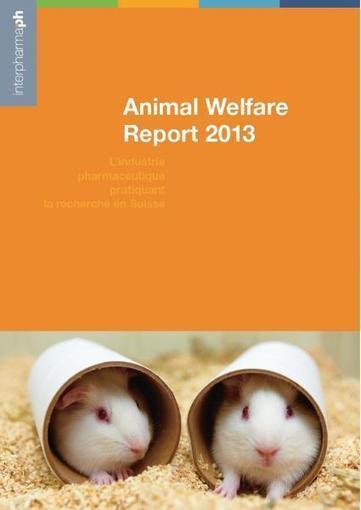 Troisième rapport annuel sur la Charte pour la protection des animaux de l'industrie pharmaceutique (IMAGE | Communiqué de presse Interpharma | ETHIQUE ANIMALE | Scoop.it