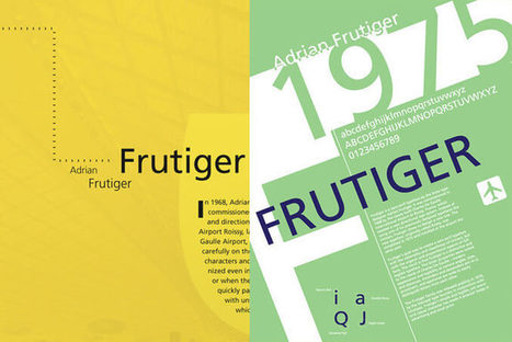 Frutiger Font Free Alternatives Download | Pro Templates Lab | Scoop.it