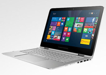 HP Spectre x360 13-4001dx Review - All Electric Review   Laptop Reviews   Scoop.it