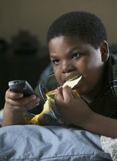 Chemicals linked to obesity in black children — Environmental Health News | Food issues | Scoop.it