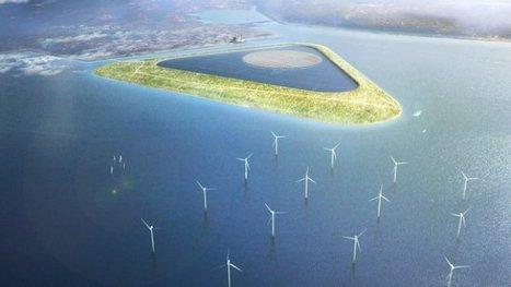 La Belgique veut créer une île pour stocker l'énergie éolienne - Le Monde (Blog) | Belgitude | Scoop.it