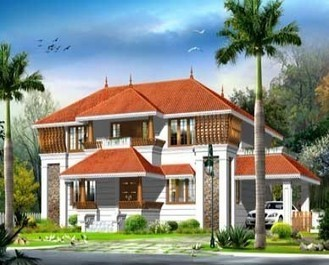 Kent Nalukettu Palm Villa |Luxury Villas in Kakkanad | Cochin | Villas, Apartments and Flats in Cochin | Scoop.it