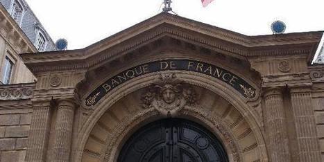 La Banque de France pénalisée par la fin de la crise de l'euro | Economie de l'Europe | Scoop.it
