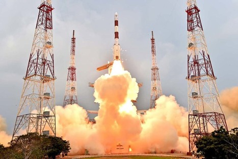 L'Inde teste avec succès une navette spatiale réutilisable - Sciences - Numerama | Heron | Scoop.it
