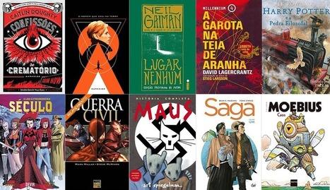 [DICAS] #BookFriday: Quadrinhos/livros com descontos especiais + frete grátis na Amazon | Ficção científica literária | Scoop.it