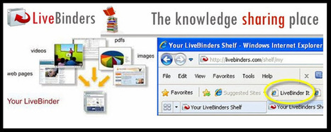 E-Learning Certificate Program: The Benefits of Using LiveBinders | Edu-virtual | Scoop.it
