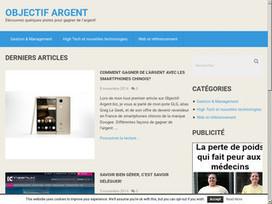 Association Web » Objectif Argent | Communication web professionnelle | Scoop.it