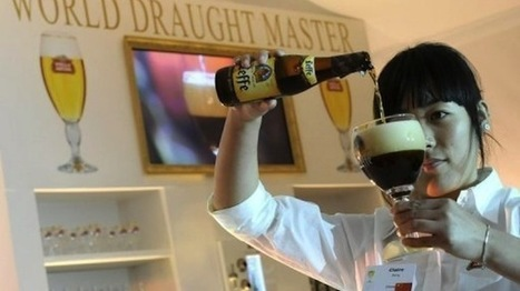 Belgium's centuries-old beer producers are exporting at astonishing rates - Raw Story | Beer Sips | Scoop.it