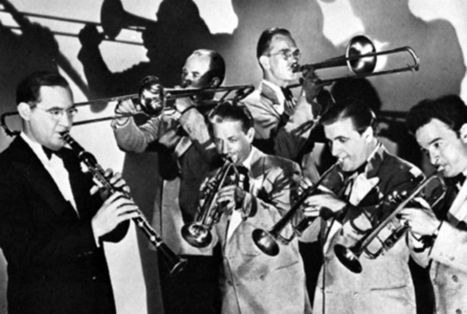 Le mouvement Big Band : jazz paradoxal « Music Without Borders   Afrobeatz   Scoop.it