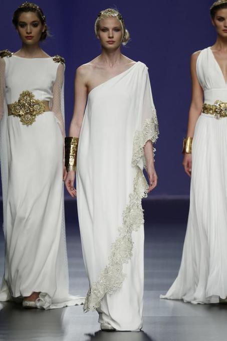 Matilde Cano en la Barcelona Bridal Week | Pasarela de Moda | Scoop.it