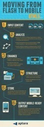 6 Steps To Move Your Learning Content from Flash to HTML5 Infographic | HTML5 and CSS3 | Scoop.it