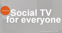 Flingo makes your remote more social with A+E Networks as launch partner | SocialTVNews | Scoop.it