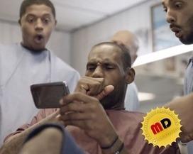 Magic Johnson reclama a Lebron James más presencia mediática - Marketing Deportivo MD - Novedades del Marketing en el Deporte   Deportes   Scoop.it