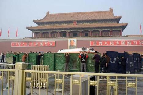 Chine: 3 morts dans un véhicule en feu place Tiananmen, des touristes blessés | Ouverture sur le monde | Scoop.it