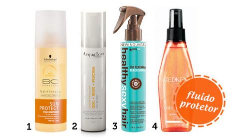 30 melhores protetores solares para cabelo - Cabelos - MdeMulher - Ed. Abril | ME | Scoop.it
