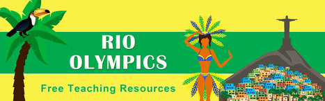 Rio Olympics 2016: Classroom Activities - Studyladder | Educational Technology | Scoop.it
