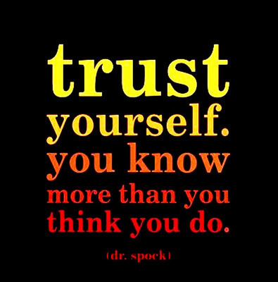 trust... | Creative Life-The Artist's Way | Scoop.it