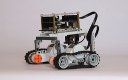Brick Pi marries Lego Mindstorms and Raspberry Pi; baby robots imminent - TechHive | Raspberry Pi | Scoop.it