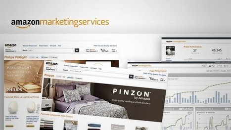 Amazon Unveils Brand Pages | Inside Amazon | Scoop.it