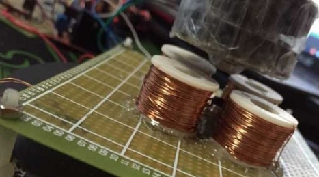 Magnetic Levitation with Arduino - Hackaday | Arduino, Netduino, Rasperry Pi! | Scoop.it