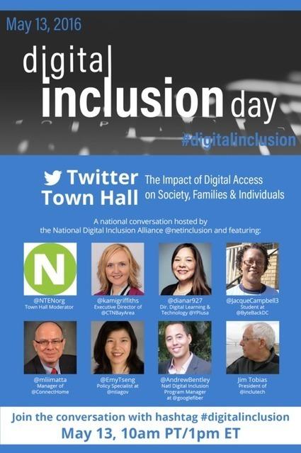 Digital Inclusion Day   BroadbandPolicy   Scoop.it