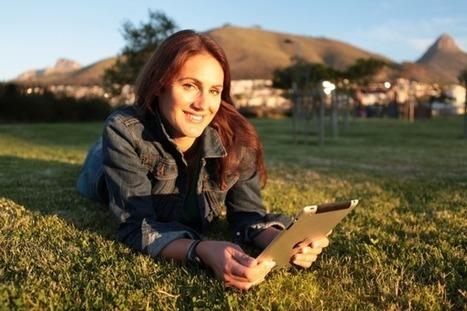 Entrepreneur Interview Natalie Sisson of Suitcase Entrepreneur | Startup Interviews | Scoop.it