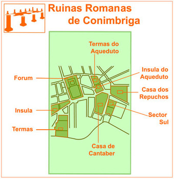 Ruinas de Conimbriga em 360º | Recursos Educativos para ESO, Geografía e Historia | Scoop.it