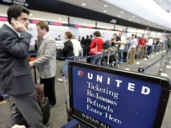 AP: United Airlines Customer Support Problems #airline @United #CX #custsvc #fail | Connected Airline | Scoop.it
