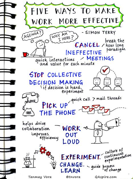 Making Work More Effective | Network Leadership | Scoop.it