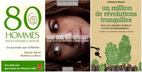 Les 80 citoyens qui changent le monde | inspiration books | Scoop.it
