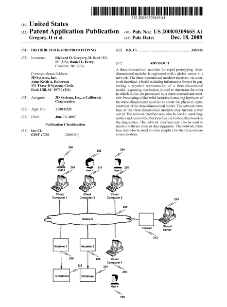 10 patents that impede the innovation in the field  of 3D printing (or make it very expensive) | Additive Manufacturing News | Scoop.it