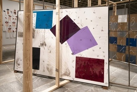 Academic Avant-Garde on Parade at the Whitney Biennial - Wall Street Journal | New Abstract Visual Art | Scoop.it
