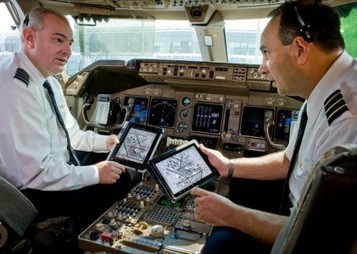 Un bug d'iPad cloue au sol une dizaine d'avions ! - Actu MeilleurMobile | e-biz | Scoop.it