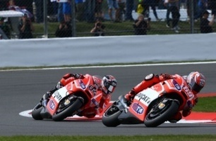 Misano 'bittersweet' for Hayden, 'special' for Dovizioso | Ductalk Ducati News | Scoop.it