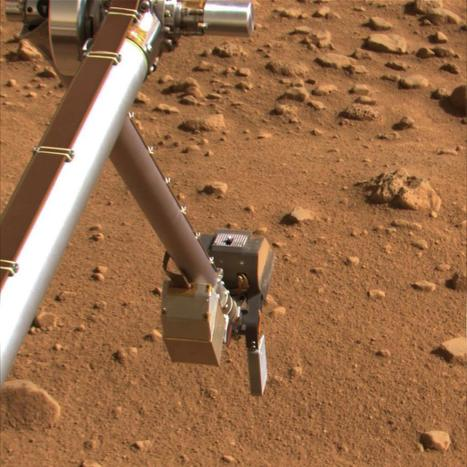 Organic Carbon Found on Mars Rocks Is Not Life ... - Popular Science | Awesome science | Scoop.it